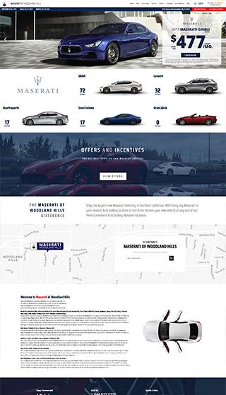 Maserati Woodland Hills