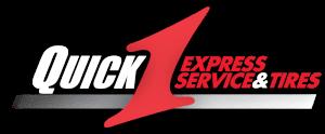 Quick1 Express Logo