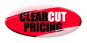 Clear Cut Pricing
