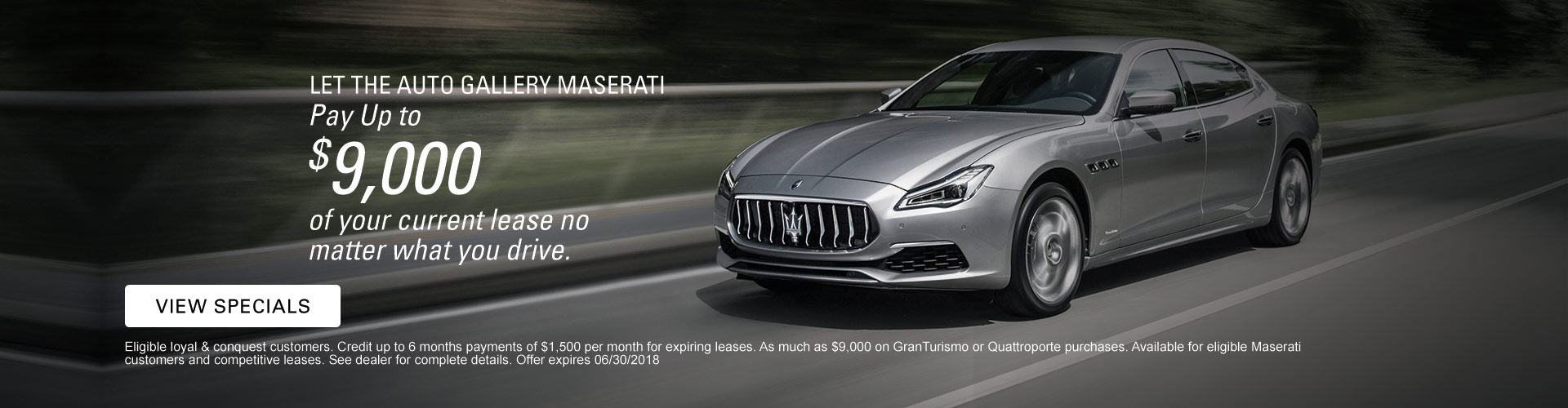 GT/QP $9,000