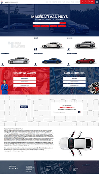 Maserati Van Nuys
