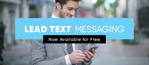 Text Lead Messaging